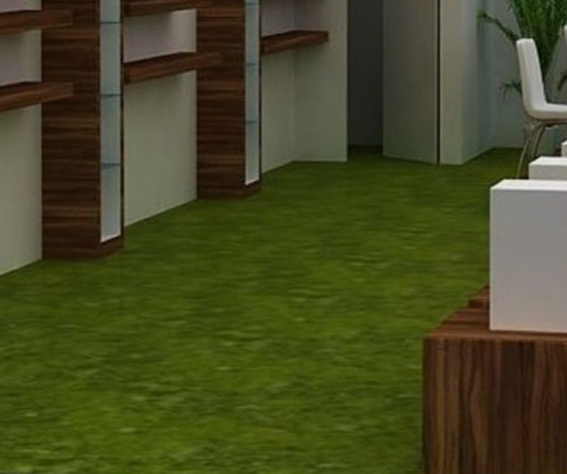 pelouse artificielle pour foire événementiel et salons