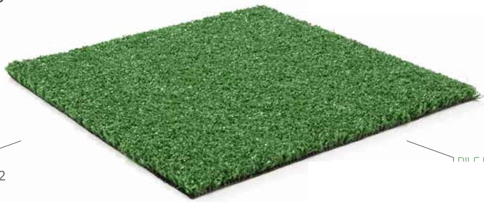 Gazon Synthétique Mini Golf 12mm