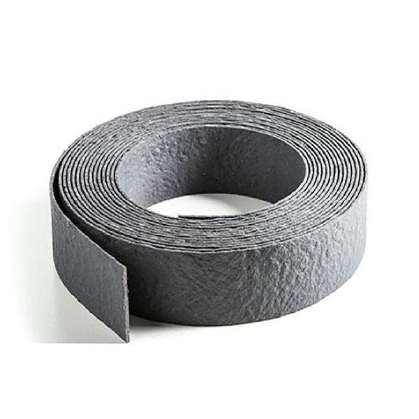 Rouleau – Bordure de Jardin PVC Gris (25m)